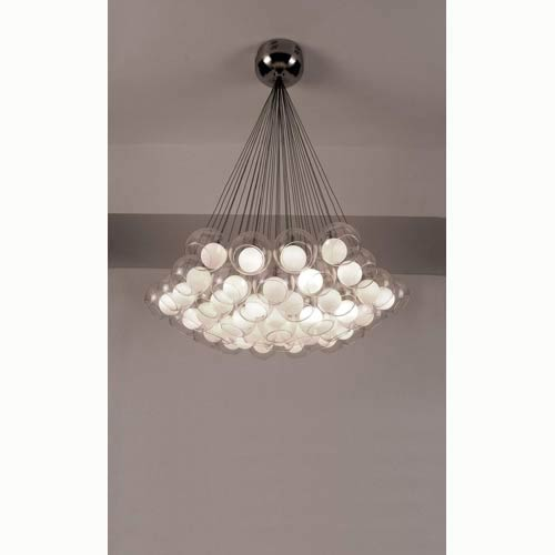 PLC Lighting Hydrogen Thirty-Seven Light Chandelier