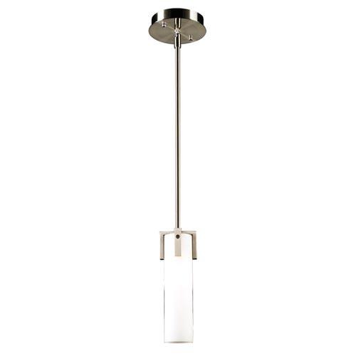 Polipo Satin Nickel 5-Inch LED Mini Pendant
