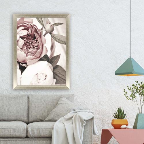 Pink Opulent II Framed Art