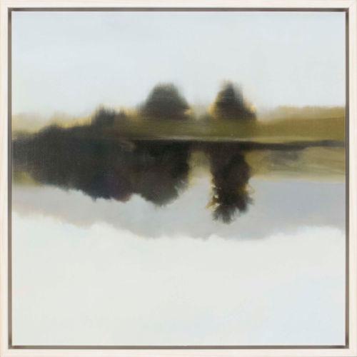 Last Glimpse Neutral Canvas