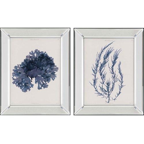 Seaweed I by Bradbury: 16 x 20-Inch Wall Art, Set of Two