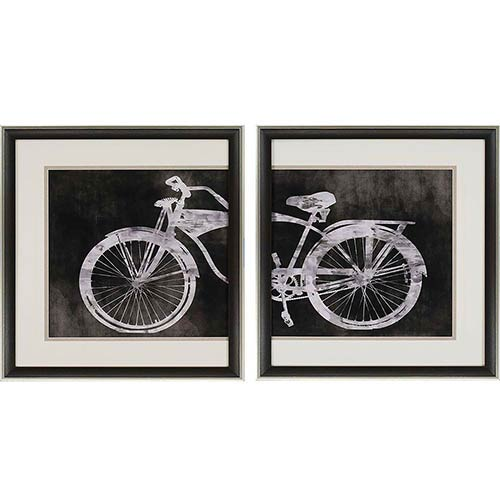 Paragon Cruiser by Wade: 35 x 32 Framed Giclee Printed, Set of 2
