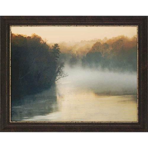 Misty Waters by Kirkland: 36 x 46-Inch Framed Wall Art