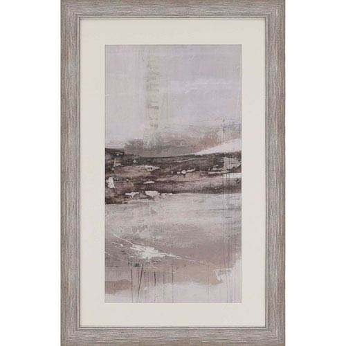 Paragon Afternoon Drizzle II by Inspire Studio: 40 H x 26 W-Inch Framed Art