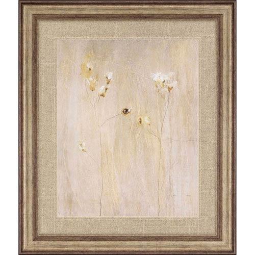 Vanilla Bloom II By: Kuttner, 42 x 36 In. Framed Art