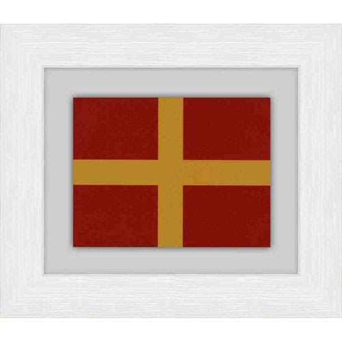 Paragon Nautical Signals: 18 X 21 Framed Wall Art, Set Of 6 5648 ...