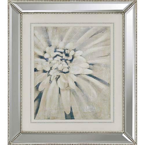 Glam I by D'Aguiar: 33 x 29 Framed Acrylic Painting