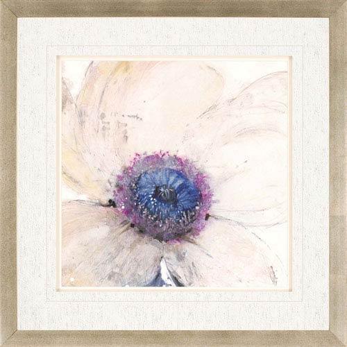 Paragon Flower Flow II by O'Toole: 35 x 35-Inch Framed Wall Art