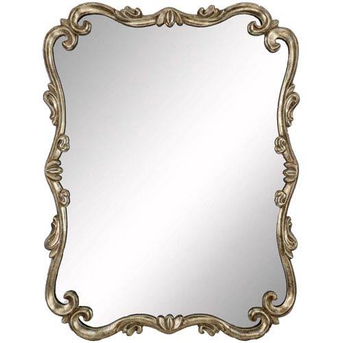 Champagne Gold Elegance Mirror