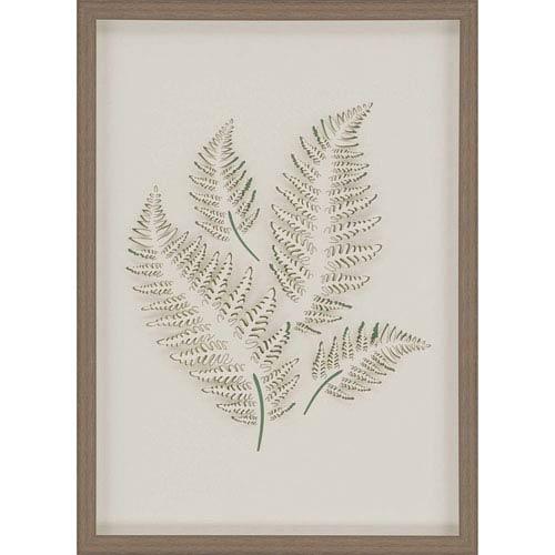 Fern 1 29 X 21-Inch Framed Art