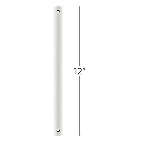 Appliance White 1-Feet Downrod
