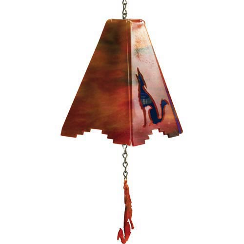 8-Inch Coyote Chime