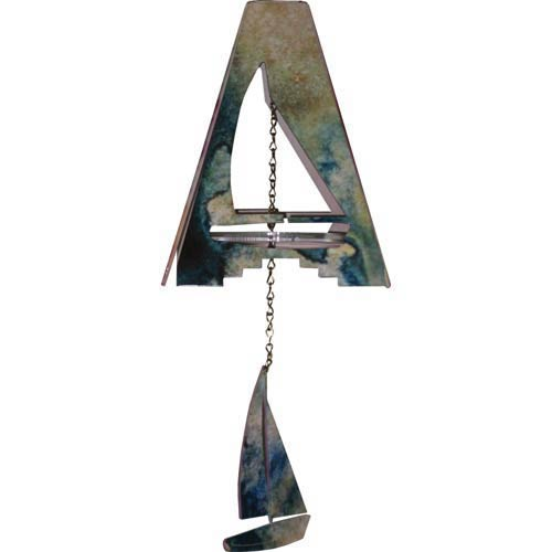8-Inch Sailboat Chime
