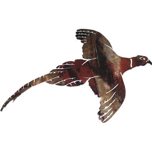 24-Inch Pheasant Wall Art