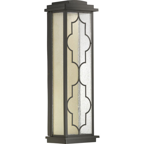 P560107-129-30: Northampton LED Architectural Bronze Outdoor Wall Lantern