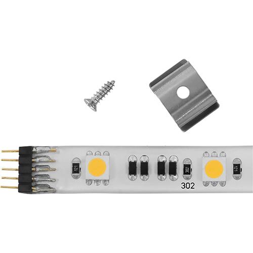 P7042-30: Hide-a-Lite 4 White Two-Light LED Undercabinet Tape Lighting