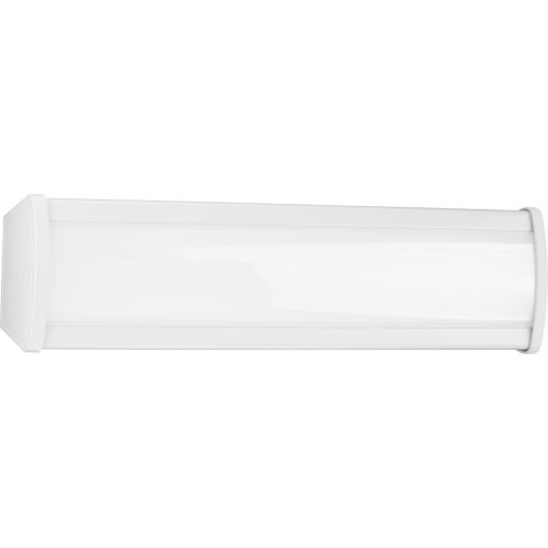 Wraps White 24-Inch LED Wrap Light with White Shade
