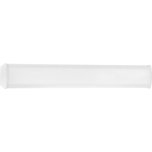 Wraps White 48-Inch LED Wrap Light with White Shade