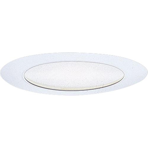 P8020-28: Albalite White Recessed Flush Trim