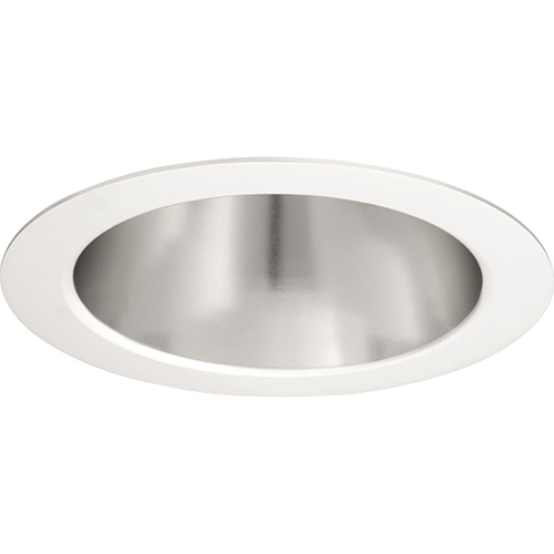 P8152-21A/27K9: Clear Alzak Three-Inch One-Light LED Recessed Housing