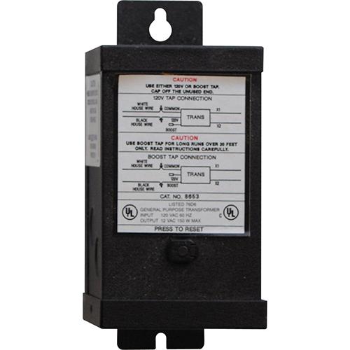 P8653-31: Hide-a-Lite Black Undercabinet 12 V Transformer