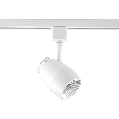 Progress Lighting P9061-28-27K9: White One-Light LED Energy Star Track Light Head