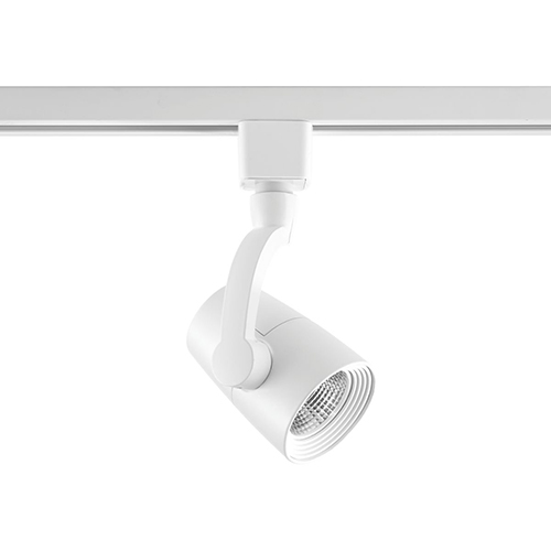 P9071-28-27K9: White One-Light LED Energy Star Track Light Head
