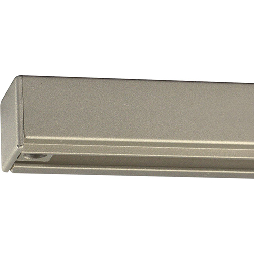 Progress Lighting P9103-09: Brushed Nickel 24-Inch Track Light Section