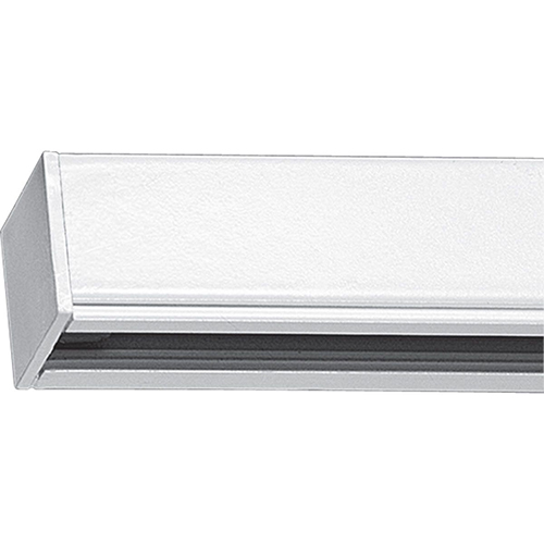 P9104-28: White Track 48-Inch Light Section