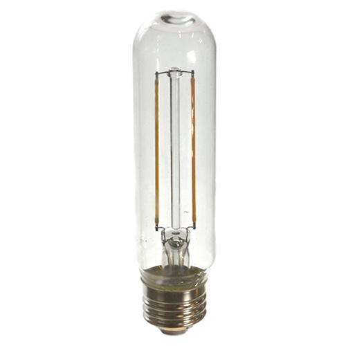 F4T10DLED927/JA8: LED Lamps 4W T10 E26 2700K Bulb