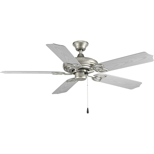 P2502-141: Air Pro Galvanized 52-Inch Ceiling Fan
