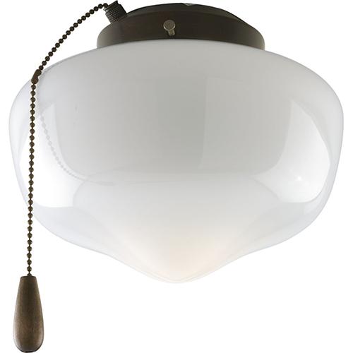 Progress Lighting P2601-20WB: Antique Bronze LED Light Kit