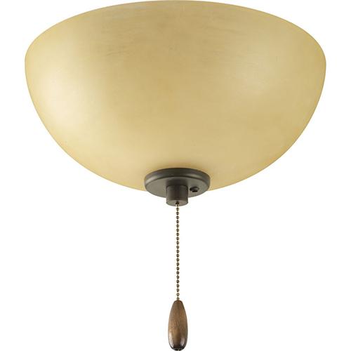 Progress Lighting P2650-20TWB: Bravo Antique Bronze Energy Star Two-Light LED Light Kit