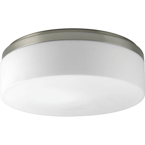 P350077-009-30: Maier LED Brushed Nickel Energy Star LED Flush Mount