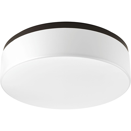 Progress Lighting P350078-020-30: Maier LED Antique Bronze Energy Star LED Flush Mount