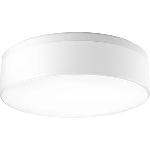 Progress Lighting P350078-030-30: Maier LED White Energy Star LED Flush Mount