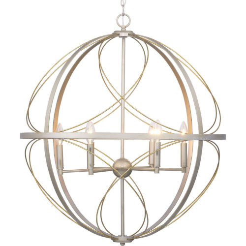 Brandywine Silver Ridge Six-Light Pendant