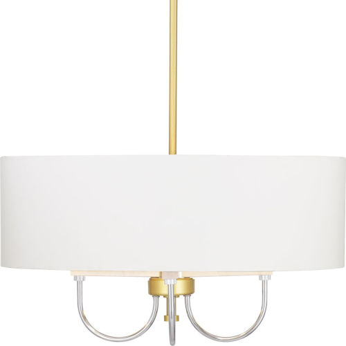 Rigsby Vintage Gold Four-Light Pendant