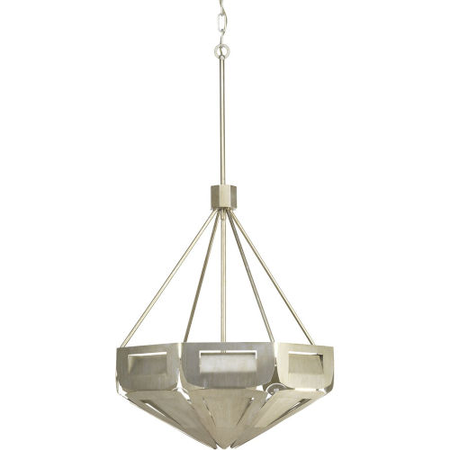 Yerba Silver Ridge Four-Light Pendant