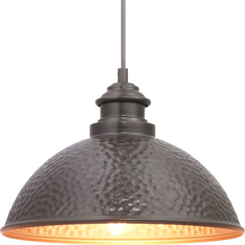 Englewood Antique Bronze One-Light Outdoor Hanging Lantern