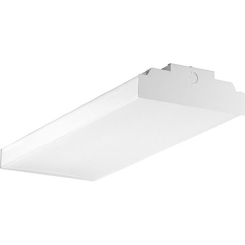 Progress Lighting P7183-3030K8: LED LC Wrap White Energy Star LED Troffer