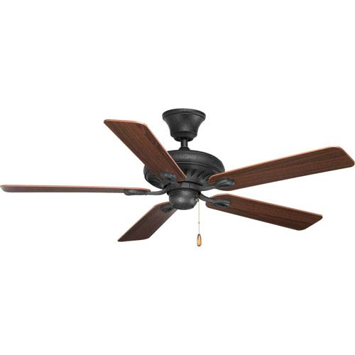 P2521-80 Signature Forged Black 52-Inch Energy Star Ceiling Fan
