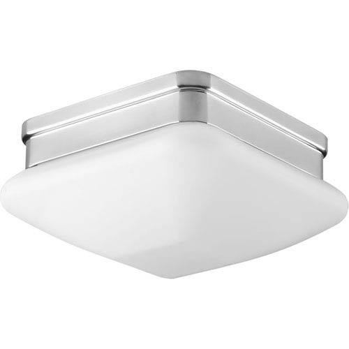 P3991-15 Appeal Polished Chrome One-Light Flush Mount