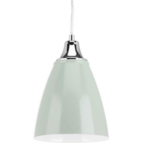 P5175-7930K9 Pure Pistachio One-Light LED Mini Pendant