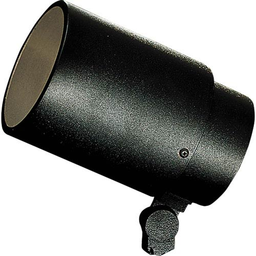 Spot Light Black One-Light 8.25-Inch Landscape with Clear Glass