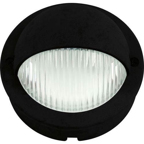 P5296-31:  Black 1.5W LED Deck Light