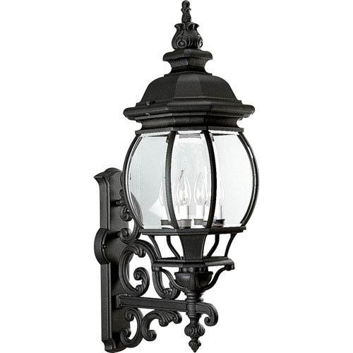 P5701-31:  Four-Light Onion Wall Lantern