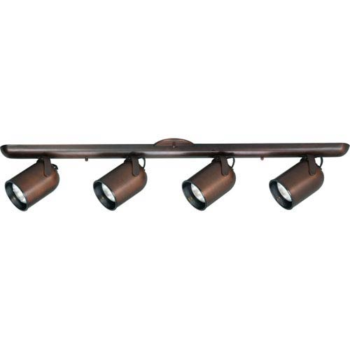 P6162-174:  Directionals Urban Bronze Four-Light Semi-Flush