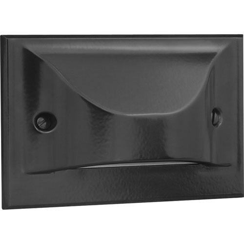 P6832-31/30K Black 4.5-Inch One-Light LED Step Light