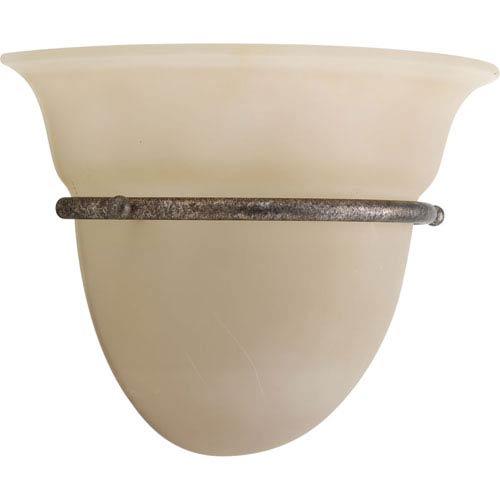 P7184-144 Spirit Pebbles 9.5-Inch One-Light Bath Sconce